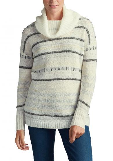 Pullover mit Fair-Isle-Muster Damen