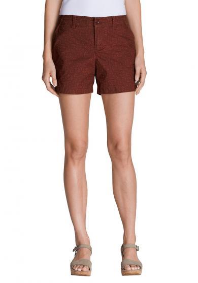 Shorts bedruckt Damen