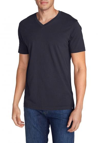 Legend Wash Shirt - Kurzarm mit V-Ausschnitt Herren