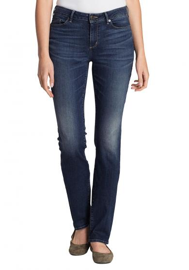 Stayshape Jeans - Straight Leg - Curvy Damen