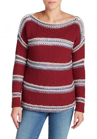 Pullover geringelt Damen