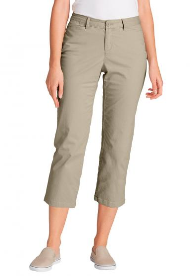 Legend Wash 3/4-Chino - Curvy Damen