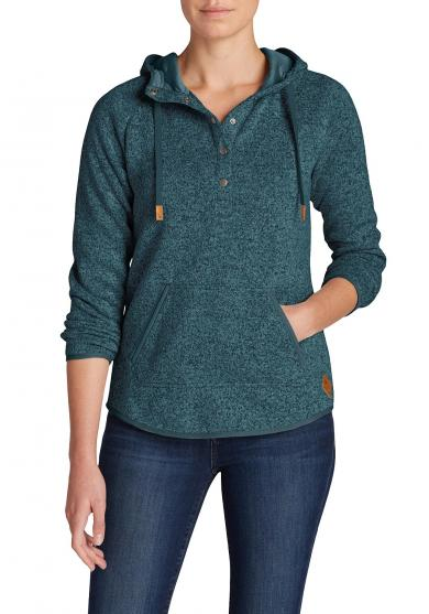 Radiator Strickfleece Pullover - uni Damen