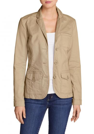 Legend Wash Stretchblazer Damen