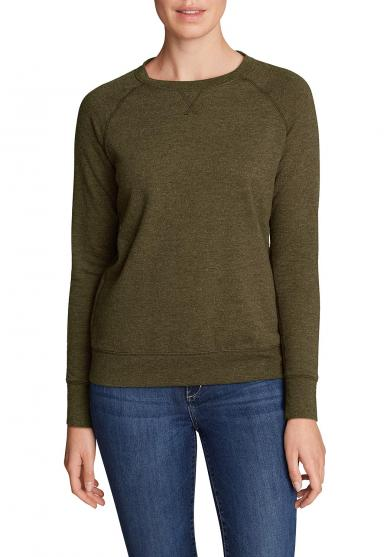 Camp Fleece Sweatshirt Damen