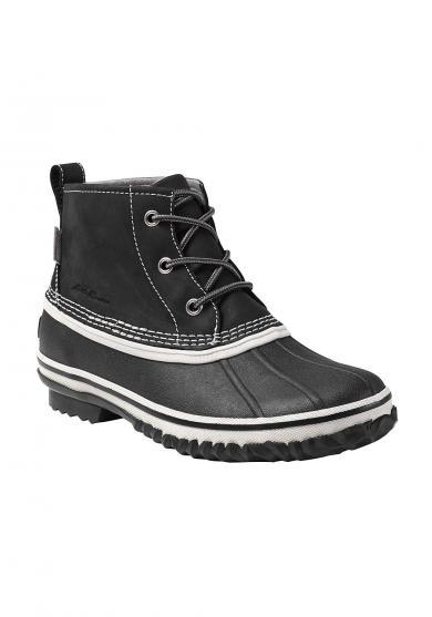 Hunt Pac Boots - Leder - Mittelhoch Damen