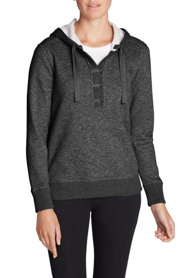Cabin Fleece Pullover Damen