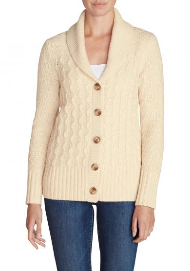 Cable Fable Strickjacke