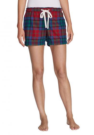 Stine´s Flanell-Nachtwäsche Shorts