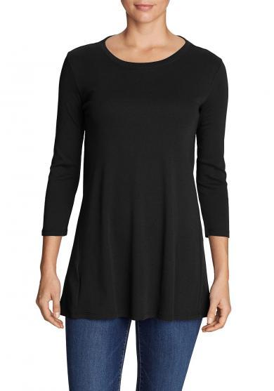 Favorite Tunika-Shirt mit 3/4-Arm