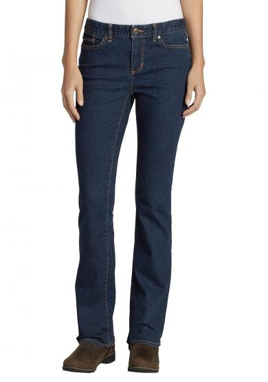 StayShape® Bootcut Jeans -Slightly Curvy Damen