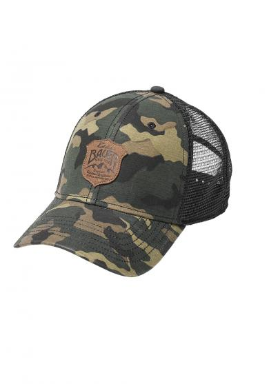 Debossed Shield Cap