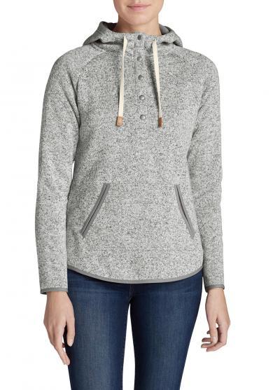 Radiator Strickfleece Pullover - uni Damen