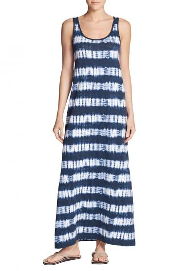 Midtown Maxikleid - Gestreift Damen