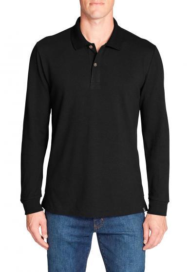 Classic Field Pro Polo-Shirt - Langarm Herren