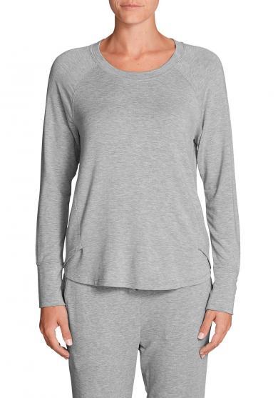 Ethereal Pullover mit Rundhalsausschnitt Damen