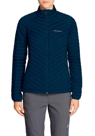 MicroTherm® Stretch Daunenjacke Damen