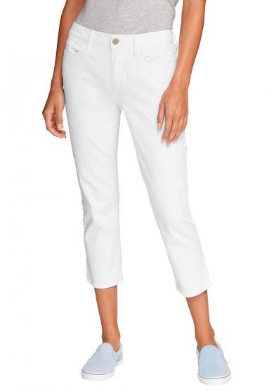 3/4-Jeans - Curvy Damen