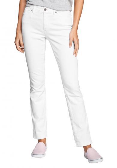 StayShape® Straight Leg Jeans - Slightly Curvy Damen