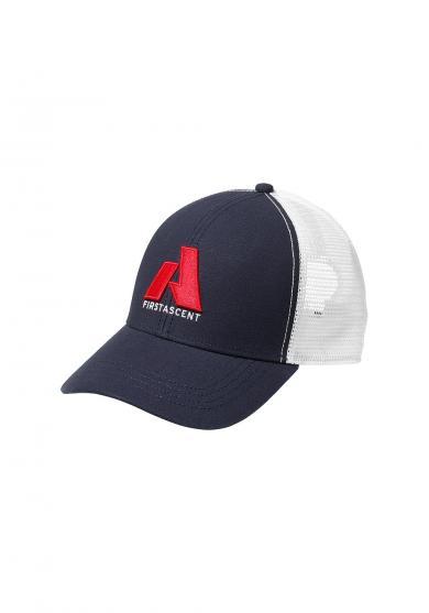 Cap mit First Ascent-Logo