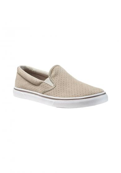 Haller Leder-Slipper Damen