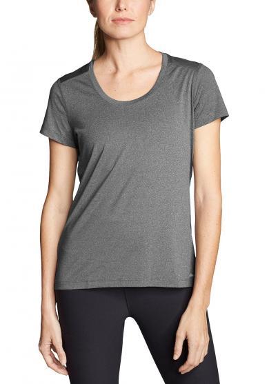 Trailcool T-Shirt mit Rundhalsausschnitt Damen
