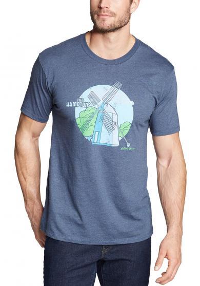 T-Shirt - Hamptons Herren