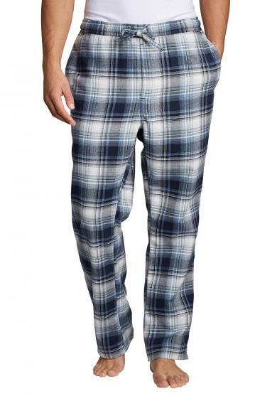 Sleepwear Hose mit Flannel