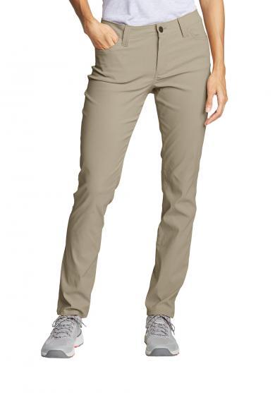 Horizon Guide 5-Pocket Hose - Slim Straight Damen