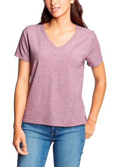 Mercer T-Shirt - V-Ausschnitt Damen