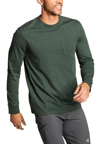 Legend Wash Pro Shirt - Langarm mit Tasche