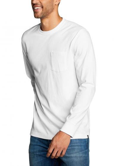 Legend Wash Pro Shirt - Langarm mit Tasche Herren