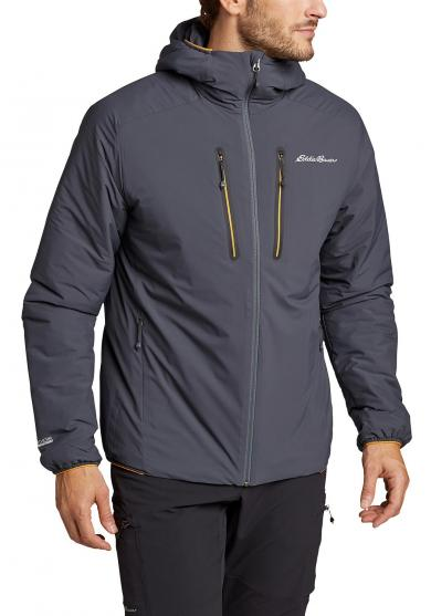 EVERTHERM STRETCH JACKE MIT KAPUZE Herren