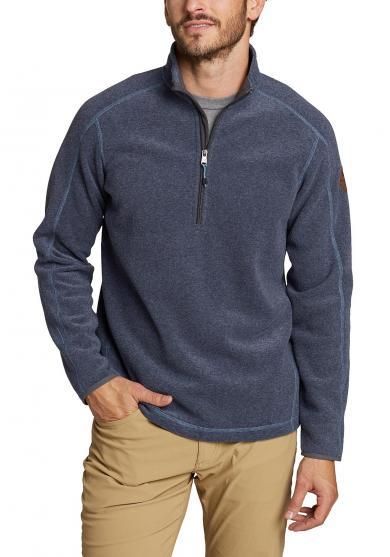 Mountain Fleece Pullover mit 1/2- Reissverschluss