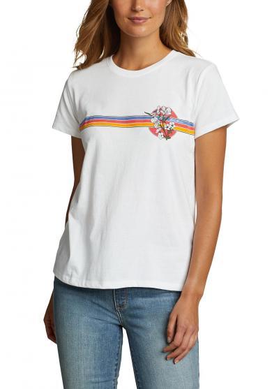 T-Shirt - Chest Stripe Damen