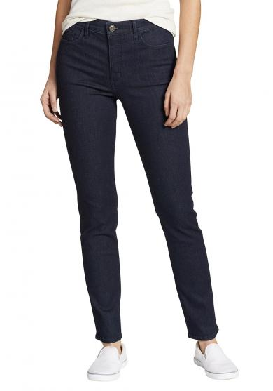 Elysian Jeans - Slim Straight Leg - High Rise - Slightly Curvy Damen