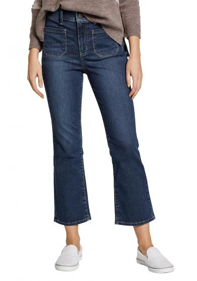 Elysian Jeans - Wide Leg - High Rise- Slightly Curvy Damen