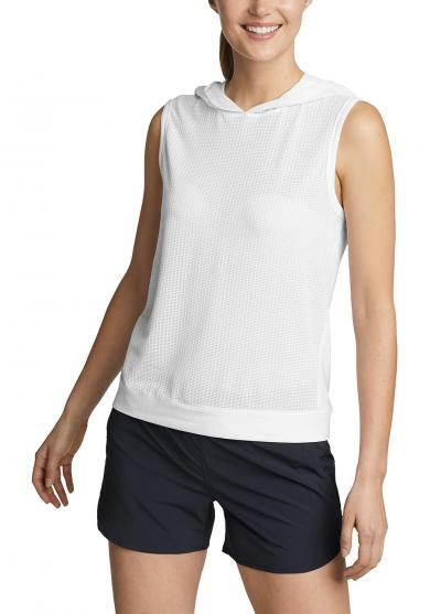 Trail Breeze Kapuzenshirt Damen