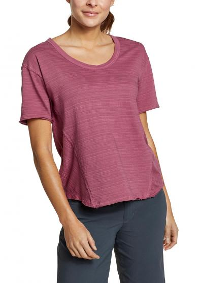 Go-to Shirt - Kurzarm Damen