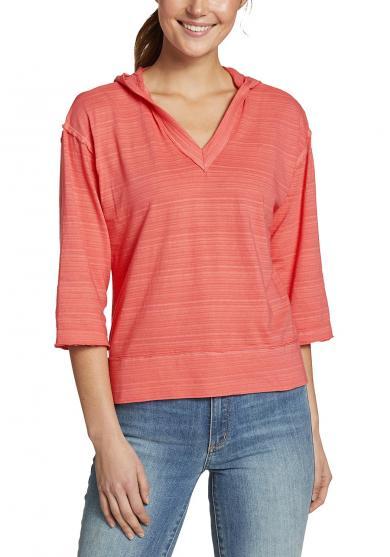 Go-to Shirt - 3/4-Arm Damen