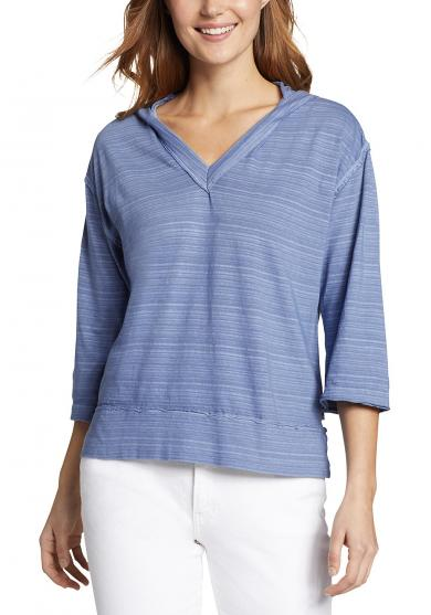 Go-to Shirt - 3/4-Arm Damen
