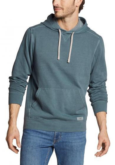 Camp Fleece Sweatshirt mit Kapuze