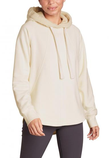 Snow Lodge Sweatshirt mit Sherpafutter Damen