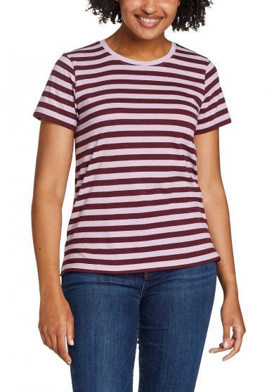 Myriad Performance T-Shirt - geringelt Damen
