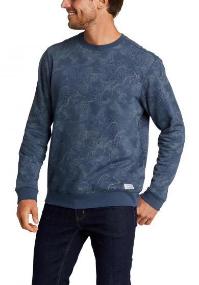 Camp Fleece Sweatshirt - Bedruckt Herren