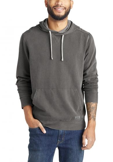 Camp Fleece Sweatshirt mit Kapuze Herren