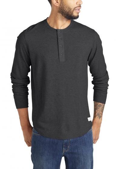 WILDRIVER THERMAL HENLEYSHIRT Herren