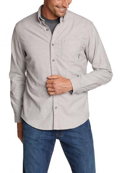 Eddie's Favorite Flanellhemd - Classic Fit - Uni Herren