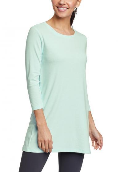 Favorite Tunika-Shirt mit 3/4-Arm Damen