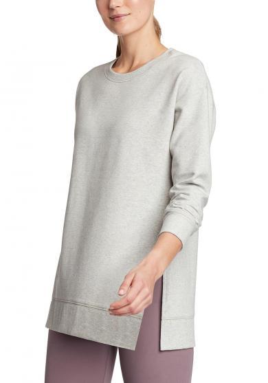 Motion Cozy Sweatshirt-Tunika Damen
